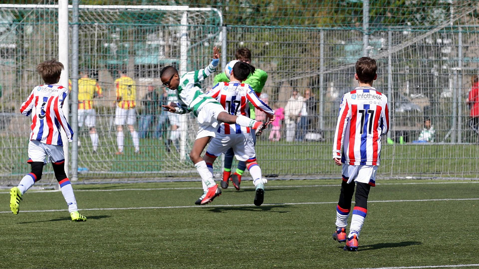 KNVB Drieluik - Gelijke kansen in het jeugdvoetbal