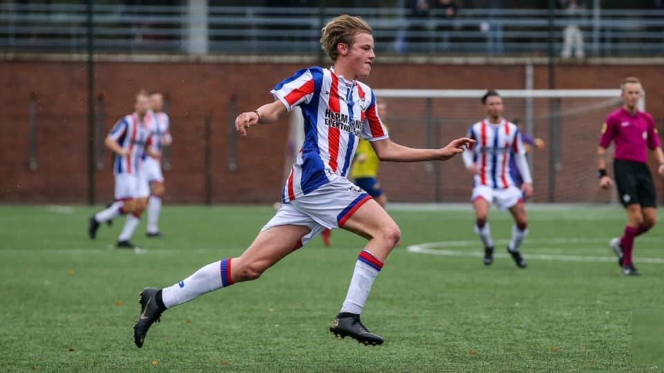 KNVB pilot competities JO13 t/m JO19 seizoen 21-22